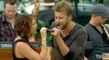 Lady Antebellum on Kelly and Regis in PEI