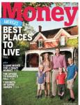Money Magazine Cover, Best Places to Live 2010