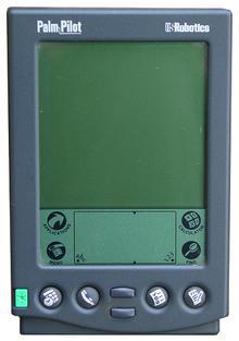 Business & Tech News: PalmPilot