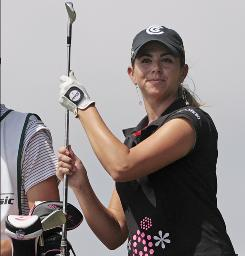 Sports News, Golf: Erica Blasberg